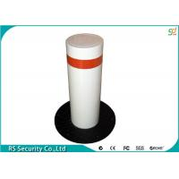 AISI 304 316 ISS Car Park Bollards Airport Hydraulic Rising Bollards Manufactures