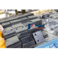 China Durable Liugong Loader Parts 17B0002 Construction Machinery ZL50C Engine Lower Shock Pad on sale