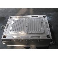 Cold Runner Plastic Injection Mould Making PP Box 2 Cavity P20 Stell Material Manufactures