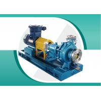 Small Flow Chemical Centrifugal Pump / HX Series Bronze Chemical Process Pump Manufactures
