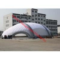 Durable PVC Giant Inflatable Tent , Inflatable Air Supported Structures Manufactures