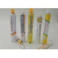 Empty Aluminum Soft Cream Tubes For Betonate Gel, With GMP Workshop Manufactures