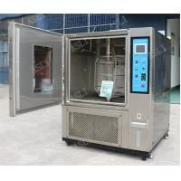 Solar Panel Touch Screen Xenon Lamp Aging Resistance Testing Chamber