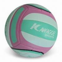 Soft-foam PVC Volleyball with Machine Stitched Technology and Fashionable Color Manufactures