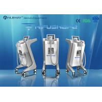 Zeal for you!HIFU high intensity focused ultrasound body slimming machine Manufactures