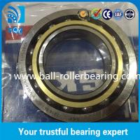 Long Durability Angular Contact Ball Bearing Industrial Z2V2 Z3V3 Vibration Manufactures