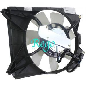Quality 19030RSJE01-PFM HO3115159 Car Radiator Cooling Fan Assembly For 2012-2015 Honda for sale