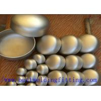 """1"""" - 48"""" Stainless steel Pipe Cap A403 WP 316N-316Ti SCH5S – SCH160 ASME B16.9 Manufactures"""