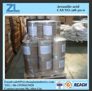 4-ArsanilicAcid Manufactures
