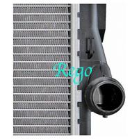Quality High Performance Aluminum Plastic Brazed Car Radiator Replacement for BMW 3E46 for sale