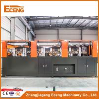 6 Cavities Plastic Blow Molding Machine With Easy Installation And Starting Manufactures