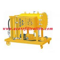 Quality Waste Diesel Oil Filter Machine,Fuel Flushing System for sale