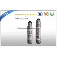 Black Colour Ricoh Copier Toner Cartridge 2018i For Ricoh Infotec 2018 / II Manufactures