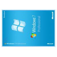 Promotional Microsoft Win 7 Professional Product Key 32bit SP1 Full Version Key Sticker Manufactures