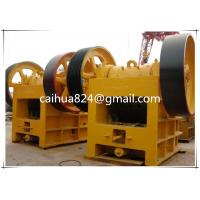 2019 Limestone Jaw crusher used for mining Manufactures