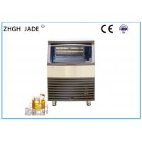 SS304 Material Undercounter Ice Cube Machine Energy Efficient 220Lbs Output Manufactures