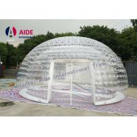 6m diameter Inflatable Event Tent Ventilation Inflatable dome Double Layer Tent