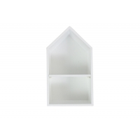 BSCI 5KG House Shaped Shelf For Study Room Manufactures