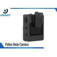 Long IR Distance Portable Body Camera Build - In Microphone With Voice Recording Manufactures