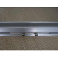 Mill Finished Rail Solar Roof Mounting Systems / Aluminum Solar Rail of PV Mounting Bracket Manufactures