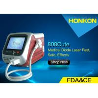 High Speed Sliding 808nm Diode Laser For Hair Removal Equipment Skin Rejuvenation Device Manufactures