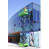 Buy cheap Flexible Material Handling Scissor Lift  Access Platform 10m from wholesalers