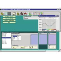 Specrophotometer Color Matching Software Ergonomic Design For Color Cottection Manufactures