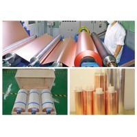 2 OZ Gray Copper Foil Roll, More Than 160 MPa Tensile Strength PCB Copper Clad Manufactures
