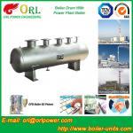 Hot sale solar boiler mud drum ORL Power TUV certification Manufactures