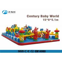 children inflatable indoor mat indoor playground Manufactures
