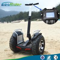 Off Road 2 Wheel Electric Scooter Outdoor With E8 4000W Brushless , 21 Inch Tire Manufactures