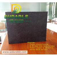 Hot sale  solid construction materials price 18mm  shuttering film faced plywood  one side anti-slip for sale Manufactures