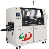 China PCB Assembly Line Lead Free Wave Solder Machine , Automated Soldering Equipment on sale