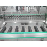 China 6000 BPH Automated Beverage Bottling Equipment Washing Filling Capping Machine on sale