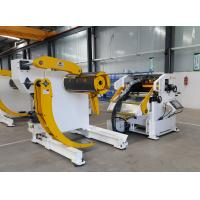 Power Press Steel Coil Handling Equipment with Electric Eye Loop Control System Manufactures