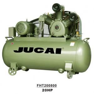 20hp 15kw 800L Air Gas Reciprocating Piston Air Compressor 1600 L/Min Manufactures