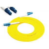 LC - LC Fiber Optic Patch Cables , FTTH Optical Patch CordPVC / LSZH Manufactures