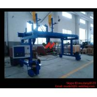 Gantry Type I / H Beam Welding Machine , Auto Welder Industrial Machinery for H Beam Line Manufactures