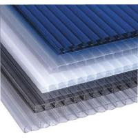 Waterproof Eco Friendly greenhouse twin wall polycarbonate sheet 4mm 8mm 10mm Manufactures