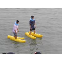 PVC Tarpaulin Inflatable Water Sports  Inflatable Water  Working Shoes Fireproof  Customize Manufactures