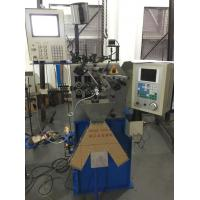 Two Axes Spring Manufacturing Machine 550pcs / Min HighProduction Speed Manufactures
