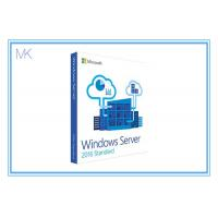Windows Server 2016 Standard Edition Unlimited Windows Server Containers Manufactures