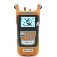 Fiber Optic Power meter with 10km Laser source Visual Fault locator Meter + VFL Manufactures
