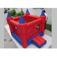 210d Oxford Fabric Toddler Bounce House Quadruple Stitching CE Manufactures