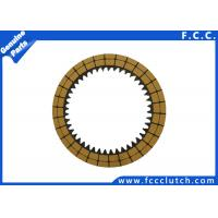 Auto Transmission Friction Plates ISO9001 ISO14001 TS16949 Certification Manufactures