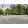 Easy Set Up Indoor Badminton Net Set , Junior Colored Travel Badminton Set Manufactures