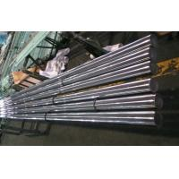 Buy cheap Non Quenched And Tempered Chrome Plated Steel Rod With Stable Mechanical Properties from wholesalers
