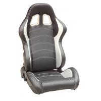 Full Reclinable Sport Racing Seats Black / Red / Blue / Yellow / Gray Color Manufactures
