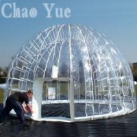 Transparent Customized Inflatable Party Tent, Durable Bubble Tent Marquee (CY-M2733) Manufactures