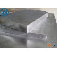 Customized Magnesium Rare Earth Alloy WE54A WE43A Magnesium Alloy Manufactures